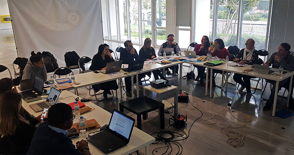 4 elements-3rd transnational meeting in Piraeus