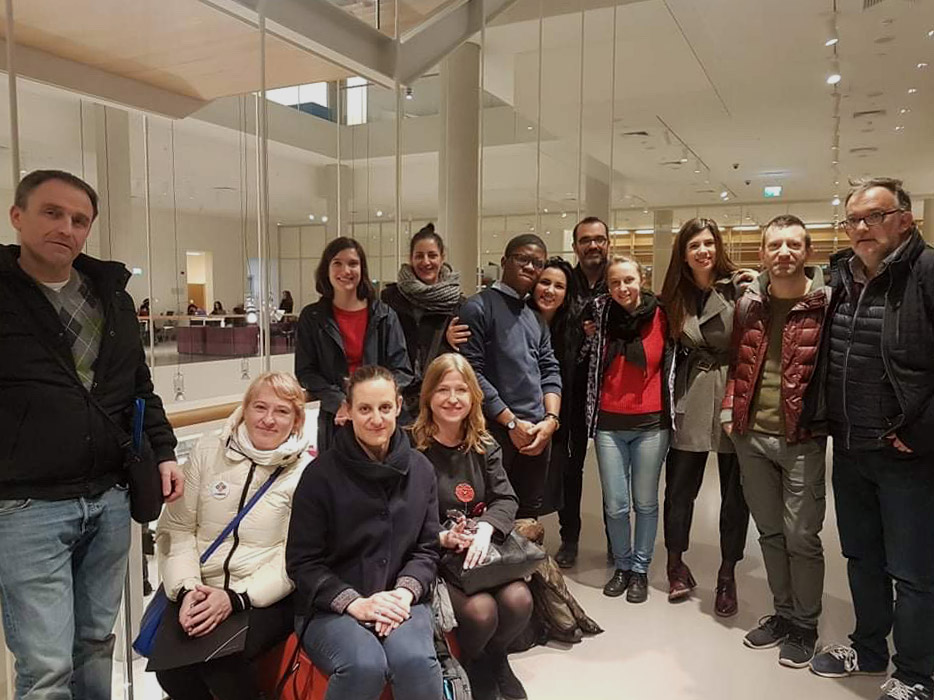 4 elements-3rd transnational meeting in Piraeus